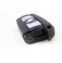Gece Görüşlü Hareket Sensörlü Full Hd Bmw Anahtarlık Kamera-1