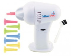 Wax Vac Vakumlu Kulak Temizleme Cihazı