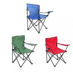 AngelEye Kamp Sandalyesi Katlanır Kamp Koltuğu 50x50x80cm