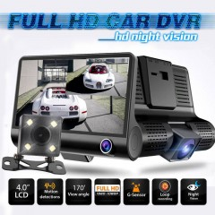 1080P Araç Video Kaydedici Araç Kamera-0