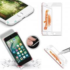 İphone 7/7 Plus/8/8 Plus/X  5D Nano Glass Ekran Koruyucu Kırılmaz Cam