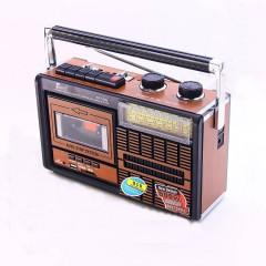 4 Band Radyo Kaset USB/SD MP3/WMA Player AM/FM/SW1/SW2 FP-319U