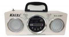 Ahşap Bluetooth Usb Fm Radyo Müzik Çalar