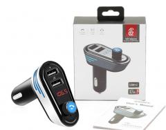 AP-02 MP3 Çalar Araç Şarj Fm Transmitter