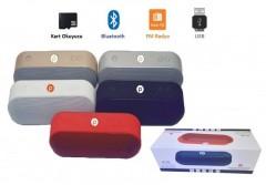 Bluetooth USB TF FM Radyolu Müzik Çalar Polygold