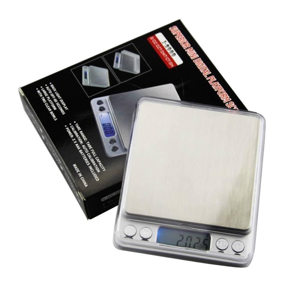 Dijital Hassas Terazi Tartı 500 gr./0.01 gr. I-2000