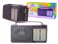 Everton RT-1218 FM-AM-SW Dünya Radyo