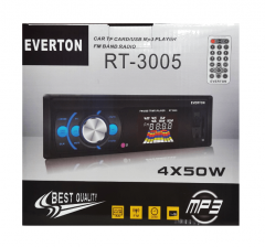 Everton Rt-3005 Oto Teyp Mp3 Çalar