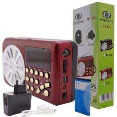 Everton RT-856 USB-SD-FM-SW  Dijital Radyo-Müzik Kutusu