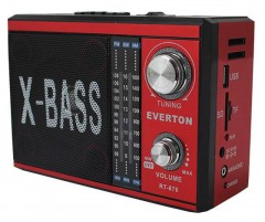 Everton RT-870 USB-SD Şarjlı Radyo