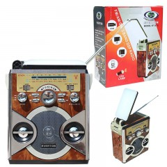 Everton RT-874 USB-SD-FM-SW Radyo Müzik Kutusu