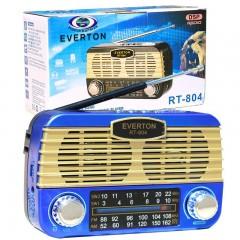Everton USB-SD-FM-SW Radyo Müzik Çalar Radyo VT-3079