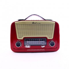 Forland DVS-1503U Usb Sd Nostaljik Görünümlü Radyo