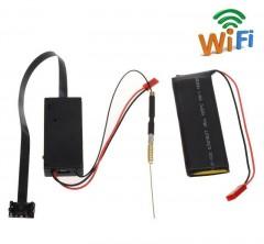 Gece Görüşlü Wifi Ip Gizli Kamera Modülü Mytech