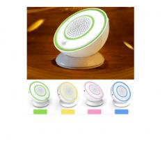 Gece Lambası Şeklinde Bluetooth Hoparlör