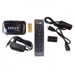 İnpax X-111 Mini Full HD Uydu Alıcısı Usb'li