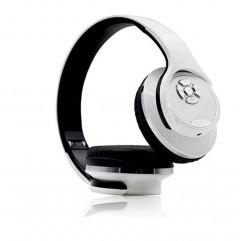 Kablosuz Bluetooth Kulaklık FM Radyo + Hafıza Kartı Girişli