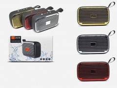 LN-10 Portatif Müzik Çalar USB+SD