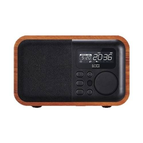 Loci iBox D90 Bluetooth Müzik Çalar Fm Radyo