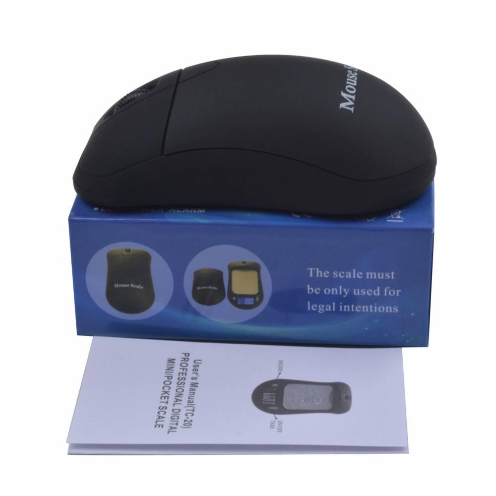 Mouse Tarzı Dijital Hassas Terazi 600 Gr. 0.01 gr. Hassasiyetli