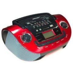 Mp3 Çalar FM Radyo Ses Sistemi USB SD Girişli