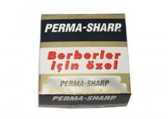 Perma Sharp 100lu Kirik Jilet Berber Jileti