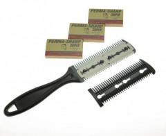 Saç Sakal Usturası 15 Permasharp Jilet Hediye