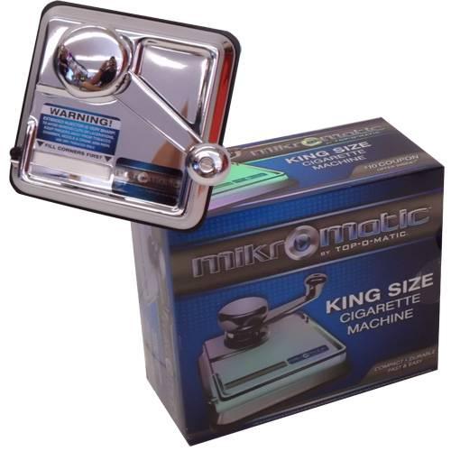 Sigara Sarma Makinası Çelik Ocb Micro Matic DUO Orjinal