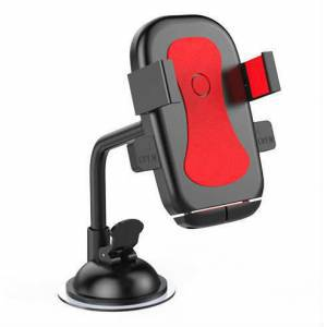 Vantuzlu Araç İçi Telefon Tutucu