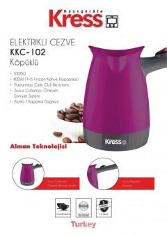 KRESS PLASTİK CEZVE-1