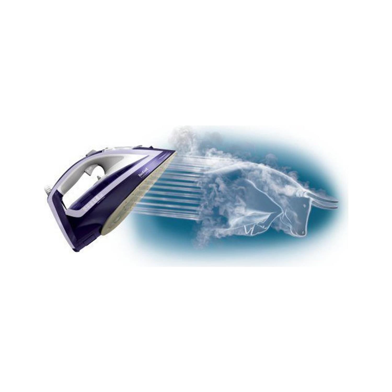 Tefal FV5615 Turbo Pro Durilium Airglide Auto-Clean Tabanlı Ütü