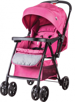 Prego 2095 Piccalo Bebek Arabası - Lila