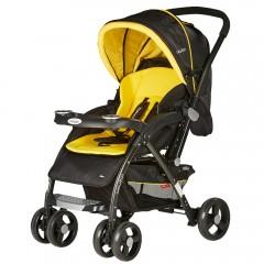 Baby2Go 6023 Bigger Çift Yönlü Bebek Arabası Sarı