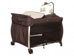 Baby2Go 8109 Relax Oyun Parkı Kahverengi