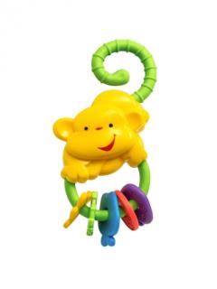 Prego Toys 0020 Maymun Çıngırak