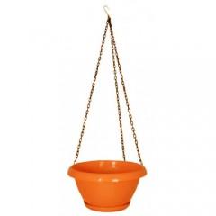 Saksı Balkon Saksısı Çiçek Saksısı Sardunya Zincirli Balkon Saksısı  VİP-29953