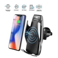 Araç İçi Wireless Telefon Şarj Aleti Samsung İphone