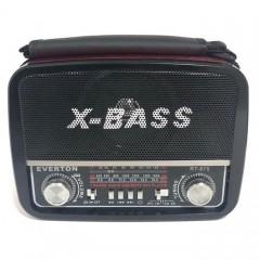 Everton Rt-875 3 Band Radyo Usb Sd Şarjlı Müzik Kutusu Fener