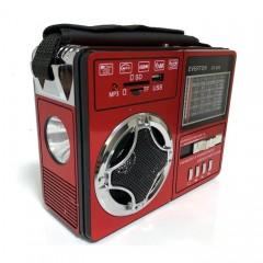 Everton Rt-895 Bluetooth Usb-Sd-Fm 8 Band Dünya Radyosu Müzik Kutusu
