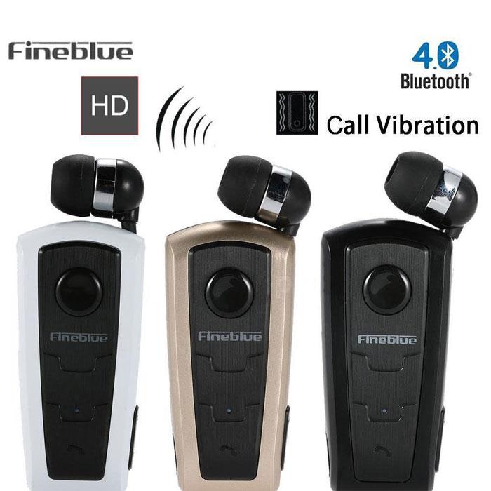 Fineblue F-910 Makaralı Titreşimli Bluetooth Kulaklık