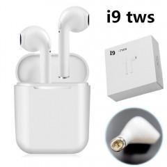 İ9 Tws Bluetooth Kablosuz Kulak İçi Mikrofonlu Kulaklık