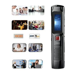 Kingboss HS-26 8GB Dijital Ses Kayıt Cihazı