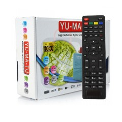 Yumatu Wifi Smart Box Full Hd 1080p Mini Uydu Alıcısı