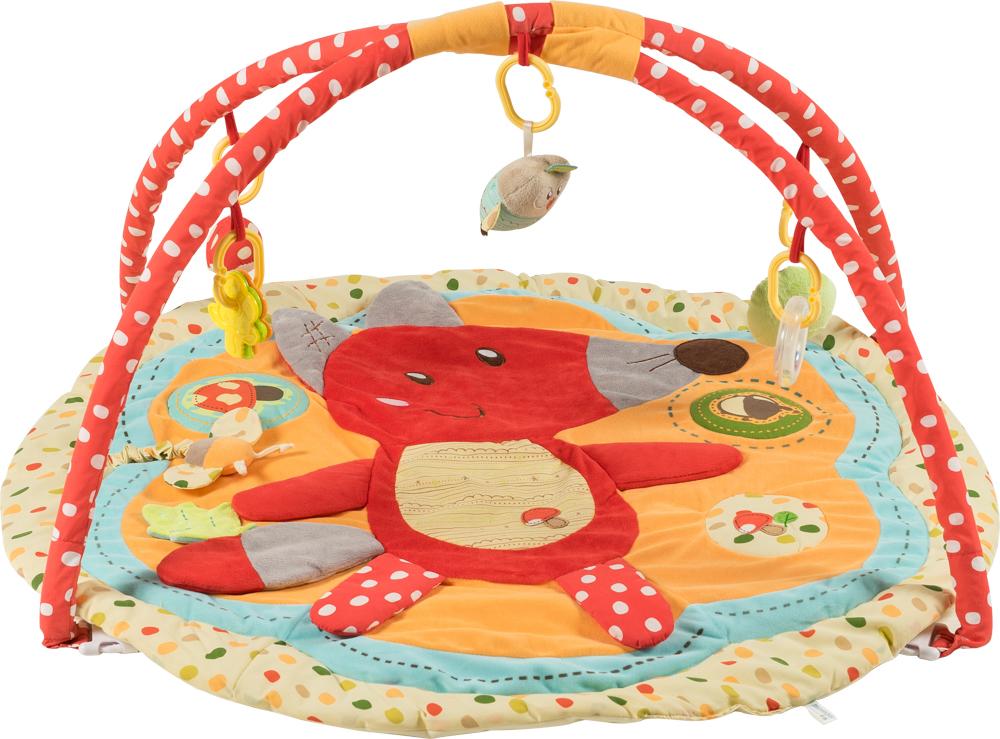 Prego Toys CD-PM0106 Hayvan Arkadaşlarım Oyun Halısı