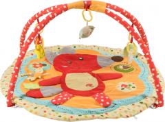 Prego Toys CD-PM0106 Hayvan Arkadaşlarım Oyun Halısı-0
