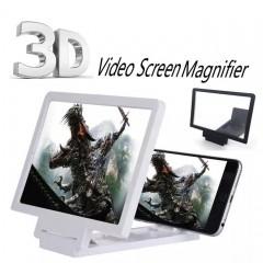 3D Ekran Büyüteci Cep Telefonu Büyüteci