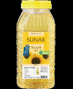 SUNAR Ayçiçek Yağı 4,5 LT