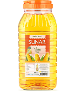 SUNAR Mısır Yağı 5 LT