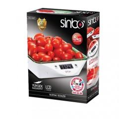Sinbo SkS-4520 Mutfak Terazisi-3