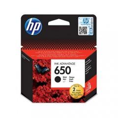 HP 650 Siyah Mürekkep Kartuşu (CZ101AE)-0